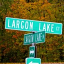 Fall of 2014 on Largon Lake